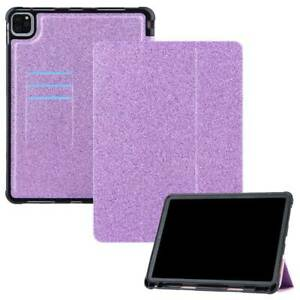 """For iPad 5th 6th 7th 8th Air 4 10.9"""" Pro 11"""" Mini Smart Leather Stand Case Cover"""