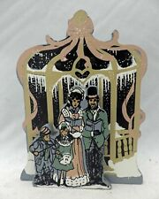 Shelia's Collectibles - Dickens Village - Gazebo with Carolers - #XMS06 - New