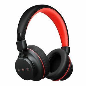 Mpow Foldable Over Ear Wireless Headset Bluetooth Headphones Earbuds Super Bass