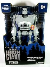 Warner Bros.The Iron Giant Robot Light & Sound Walking New