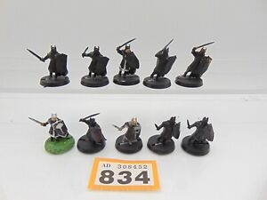 Lord of the Rings Middle Earth Gondor Numenoreans 834-452