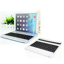 Bluetooth Slim Aluminum Keyboard Holder Case Stand Cover For Apple iPad Air 1 2