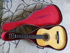 MANN Acoustic Guitar 1980s RARE Mahogany Body Model AJ-501 Nylon Classical