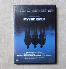 "DVD CINÉMA FILM/ MYSTIC RIVER ""SEAN PENN, TIM ROBBINS.."" RÉCOMPENSÉ PAR 2 OSCARS"