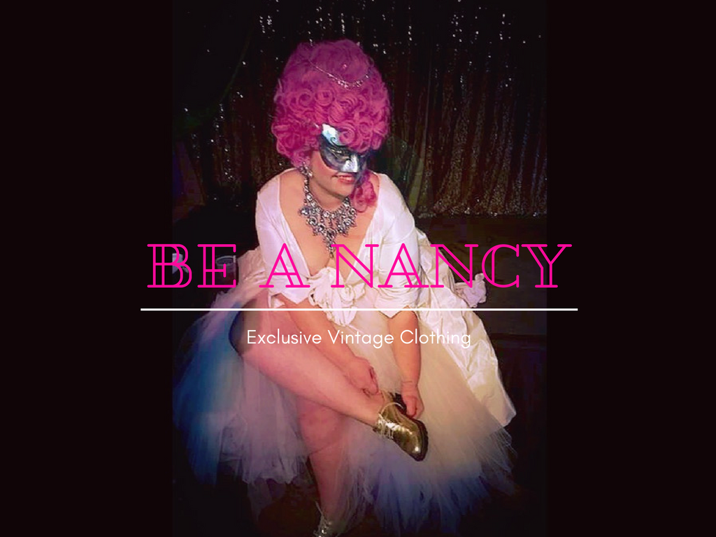 Nancy The Girl Vintage Clothing