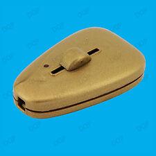 Gold In linie Beleuchtung Lampe Dimmer Schalter Schieber 40W - 160W; 220V - 240V