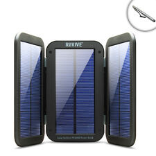 ReVIVE Solar ReStore PX6000 Power Bank Charger & USB Rechargeable Battery Pack