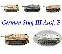 Easy Model German Stug III Ausf. F Plastic Tank Model All of Easy Model