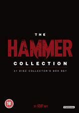 DVD:ULTIMATE HAMMER COLLECTION (2013) - NEW Region 2 UK