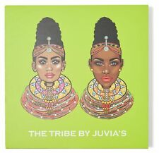Juvia's Place The Tribe Eyeshadow Palette 100% Authentic New/SDS