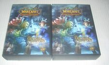 2 Packs World of Warcraft Heroes of Azeroth Starter Deck Game Trading Card Game