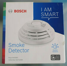 Bosch Smart Home Smoke Detector Funk-Rauchmelder Bluetooth App Steuerbar 10Jahre