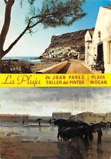 Spain La Plaja de Joan Pares Playa Taller del Pintor Mogan, Gran Canaria