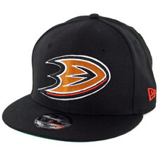 New Era 9Fifty Anaheim Mighty Ducks Snapback Hat (Black) Men s NHL Cap a0b277dfbfa8