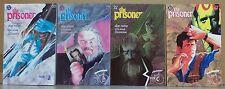 RARE! THE PRISONER 1-4 Mini Series 1988 DC Comics DEAN MOTTER Art