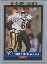 DARREN WOODSON 1992 DRAFT PICKS MINT RC ROOKIE CARD COWBOYS