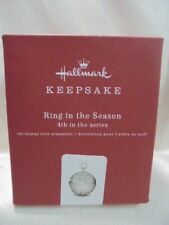 2018 Hallmark Keepsake Ring In The Season #4 B26