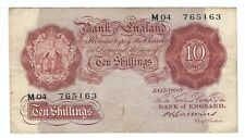 P362b 1929-34 Great Britain 10 shilling note (world/lot) Combined Shipping