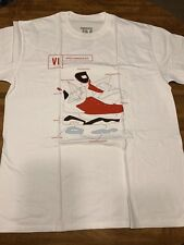 Air Jordan 6 - Carmine Deconstructed T-shirt (New)