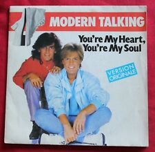Modern Talking, you're my heart, you're my soul, SP - 45 tours pochette 2