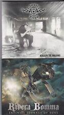 LOT OF 2 XIAN METAL RIVERA BOMMA-INFINITE + JACOBS DREAM-BENEATH SHADOWS *NEW-CD