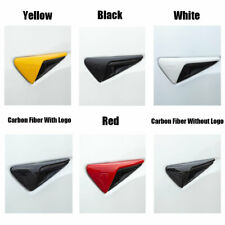 7 Colors Side camera protection cover For Tesla Model 3 X S 2PCS