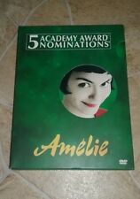 Amelie - 2-Disc Set With Slipcase - Miramax 2001 - Dvd