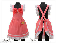 Card Captor Sakura *Apron* by Ensky Japan Import ~Cosplay Lolita Kero Costume