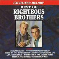THE RIGHTEOUS BROTHERS - UNCHAINED MELODY [CURB] NEW CD