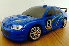 SUBARU IMPREZA WRC Radiocomando Auto - velocità DRIFT 4 Ruote Motrici
