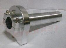 """7/8"""" Handle Suzuki RM 80 85 125 250 Dirt Bike Throttle Grip Assembly Aluminum"""