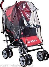 Universal Baby Passeggino Buggy Passeggino Carrozzina AntiPioggia