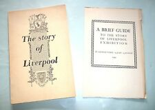 THE STORY OF LIVERPOOL UK 1951