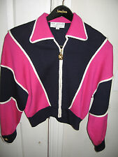 SAINT JOHN COLLECTION BY MARIE GRAY JACKET - SIZE S