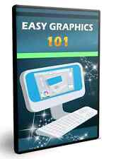 Discover How You Can Create and Edit Professional Graphics Video Course on CD