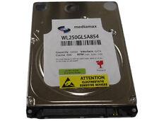 """New 250GB 5400RPM 2.5"""" SATA Laptop Hard Drive PS3 Fat, PS3 Slim, PS4 Hard Drive"""