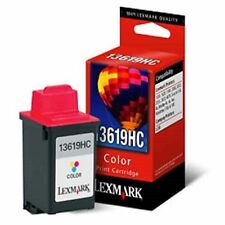 GENUINE LEXMARK 13619HC COLOUR INK CARTRIDGE