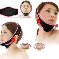 Fashion V Face Chin Cheek Lift Up Slimming Slim Mask Thin Belt Strap Band Shaper