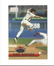 1993 Stadium Club First Day Issue #70 Casey Candaele Astros
