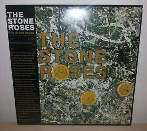 THE STONE ROSES - SAME - SELF TITLED - S/T - ORIGNAL MASTER - 2 LP