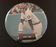 Vintage Fred Lynn Photo Pin - free shipping!