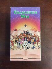 Charlotte's Web (VHS, 1993, McDonalds Version) Debbie Reynolds VHSshop.com