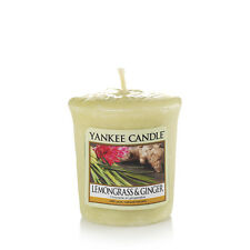 YANKEE CANDLE Candela profumata votiva Lemongrass & Ginger durata 15 ore