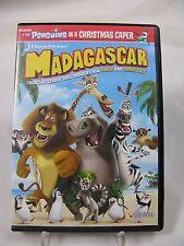 Madagascar (DVD, 2005) Very Good