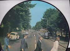 THE BEATLES ABBEY ROAD PICTURE DISC LP IMPORT AUSTRALIA