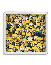 Despicable Me Minions Drinks Coaster *Great Gift!*