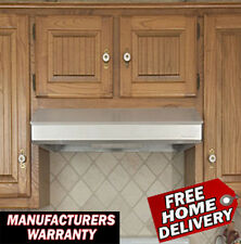 "Vent A Hood SLH6K36SS 250 CFM 36"" wide Stainless Steel undercabinet range hood"