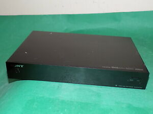 SONY Hard Disk Recorder Freeview HD SVR-HDT500 Terrestrial Box PVR Untested