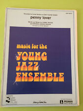 Penny Lover, Lionel Richie, arr. Steve Wright, Big Band Arrangement