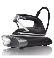Morphy Richards Electric Redefine Atomist Vapour Glass Clothes Iron Black 360001